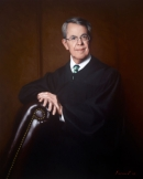 "<h5>Judge Walsh</h5><p>Oil   |  34"" x 28""</p>"