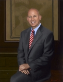 "<h5>Governor Markell</h5><p>Oil | 30"" x 39""</p>"