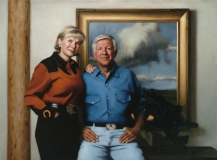 """<h5>Lynn and Foster</h5><p>Oil  