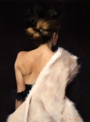 """<h5>Feather and Fur</h5><p>Oil  